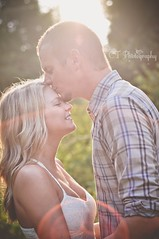Sunny's Engagement (CT_Photography<3) Tags: sun mountain nature field rock table photography 50mm golden nikon pretty natural south couples ct 8 f1 hour blonde flare carolina natty d90