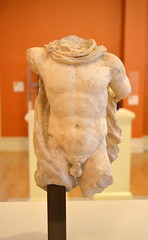'Torso of Hero in Action' (diffendale) Tags: sculpture art history statue stone museum ancient arte roman object massachusetts smith romano imperial springfield museo marble artifact archaeological without antico scultura marmo senza archeologico noprovenance 1stcce 2ndcce unprovenanced unprovenienced noprovenience
