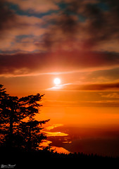 The Orb (RyanManuel) Tags: sky orange sun oregon washington nikon northwest or columbiariver pacificnorthwest wa washingtonstate columbiagorge larchmountain sherrardpoint leefilters sherrardviewpoint columbiagorgehistorichighway bigstopper d800e