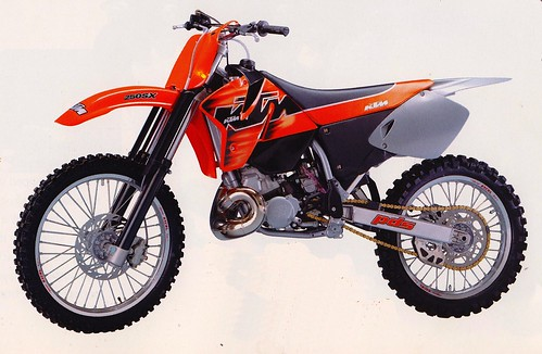 flickriver: photoset 'ktm motocross machines'tony blazier