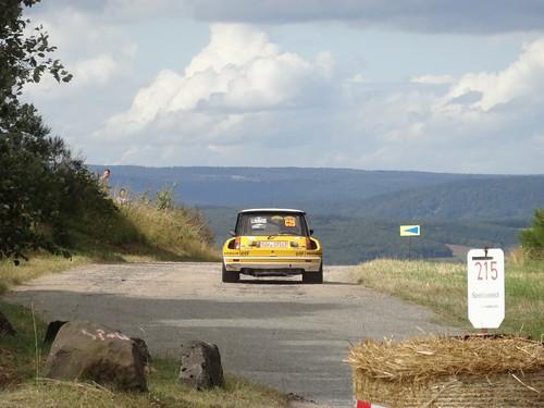 ADAC Rallye Deutschland 2012 395 Arena Panzerplatte - Historic Marathon