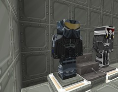 Minecraft - CELL (BluTechnology) Tags: minecraft tekkit