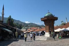 Sarajevo square