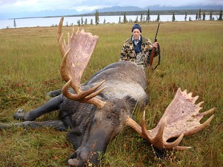 Alaska Bear Hunt and Moose Hunt - Dillingham 12