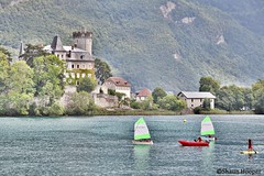 Lake Annecy (Shaun Hooper) Tags: lake hdr lakeannecy shaunhooper yahoo:yourpictures=waterv2