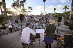 _JLP2009 (Jens Lucking) Tags: sunset photography concert violin sundet lagunabeach sunsetserenades haddymusic wwwjensluckingcom wwwjlportraitsus
