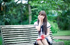 Lolita (Hatphoenix) Tags: cute girl beautiful beauty angel asian model asia charm teen lovely kute hatphoenix