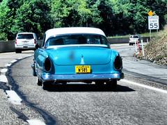 Pennsylvania Turnpike (gabi-h) Tags: auto road old trip white cars speed vintage pennsylvania line turnpike gabih
