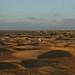 Muitas dunas pelo caminho