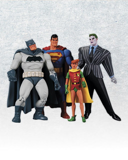 DC Collectibles - BATMAN: THE DARK KNIGHT RETURNS ACTION FIGURE 4-PACK