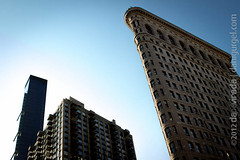 "Flatiron Building. New York, NY, USA. • <a style=""font-size:0.8em;"" href=""http://www.flickr.com/photos/35947960@N00/8000435836/"" target=""_blank"">View on Flickr</a>"