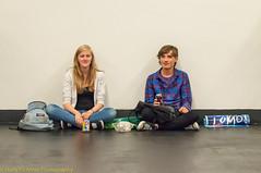 have a break (Harry Fichtner) Tags: paar coke pause photokina warten sitzen schneidersitz loko eastpak
