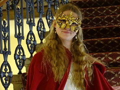 Rochester Dickens Festival Ball 2016 (105) (Gauis Caecilius) Tags: uk england festival ball kent britain victorian rochester masked fte dickens maskerade 2016 festspiel