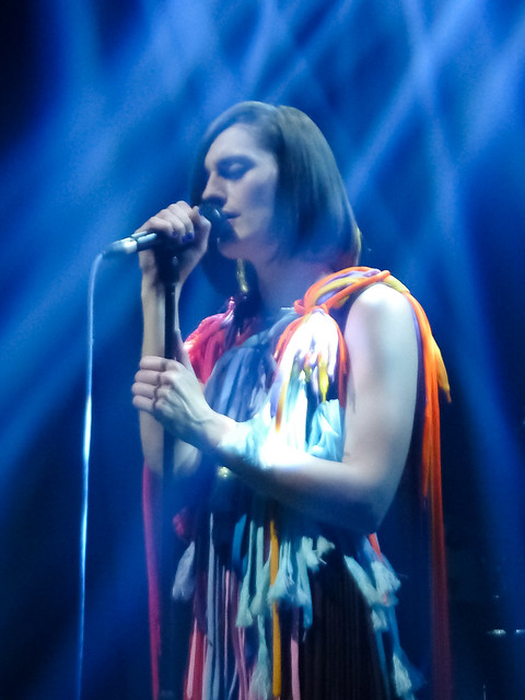 Yelle - La Gaîté Lyrique, Paris (2014)