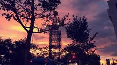 13403922_10153805558413520_2231325722285536098_o (marianaarias19) Tags: manizales atardecer ciudad de atardeceres torre del cable