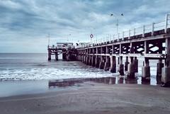 Muelle de Mar del Tuyu (011 Fotografa) Tags: mar playa muelle mardeltuyu buenosaires argentina travel viajes fotografa paisajes mundo