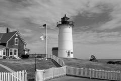Nobska (Steve Bosselman) Tags: nobska lighthouse woodshole capecod newengland