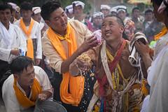 2016_Tibet_Flickr_2star-115 (arkienkeli) Tags: tibet repkong shaman festival tongren amdo