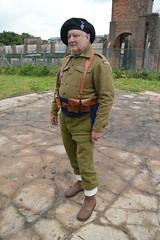 French Soldier at Hooton Park (masimage) Tags: hootonpark hooton park 1940s weekend 2016 wartime ww2 wwii soldier army navy raf usarmy jive dance thevictorygirls victorygirls victory girls belladonnabrigade belldonna brigade singers ensa vintage britain 40s reenactment reenactor