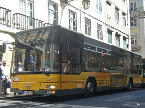 Caetano CityGold Man 2204 de Carris.