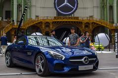 AMG GT (eLane Cars) Tags: mercedes benz mercedesbenz cars car supercars classic classiccars paris grandpalais grand palais 2016 july bellestoiles