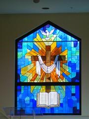 windowscross (gulf corals) Tags: seventh day church cape coral sda adventist fl lee adventista happy sabbath windowcolors 7th 1813 el dorado pkwy w