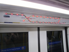 IMG_1471 (Sweet One) Tags: skytrain new markiii vancouver bc britishcolumbia canada translink map lights