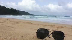 Time lapse video from beach, it was an amazing day sitting over the beach and enjoy the view. (Captured by Bachi) Tags: new me morning sunnyday sunlight goggles rayban beaches life love happytimes bluesea sea shore thailand beachlife beach video instagram timelapse