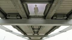 Under the Bridge (rikbuitenwerf) Tags: millennium bridge london londen bankside city under onderkant rooster