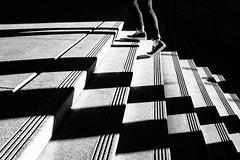 Shadows (mojave1951) Tags: 28mm fujix70 seattle streetphotography blackandwhite blackandwhitestreetphotography