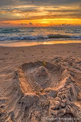 Lake Michigan ... 'tiny house' (Ken Scott) Tags: sunset sandcastle breaker leelanau michigan usa 2016 august summer 45thparallel hdr kenscott kenscottphotography kenscottphotographycom freshwater greatlakes lakemichigan sbdnl sleepingbeardunenationallakeshore voted mostbeautifulplaceinamerica wave
