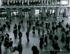 Waiting for the train (Outdoorjive) Tags: desktop flikr places london uk street england unitedkingdom gb