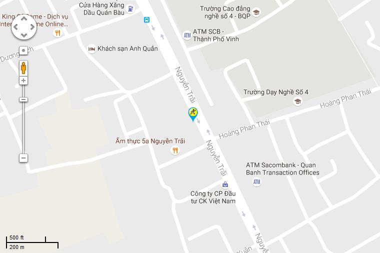 Khai trương siêu thị Điện máy XANH Nguyễn Trãi, Nghệ An
