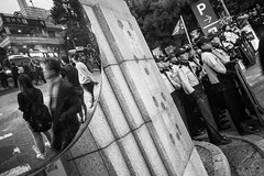 _DSC0352 (MySICNESS) Tags: photo photography photograph photojournalism journalism documentary monochrome blackandwhite seoul korea funeral hospital police enforcement solidarity confront confrontation demonstration democracy autopsy