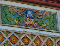 Union Pacific Depot Detail- Explored Sep 18 (pam's pics-) Tags: ks kansas us usa america midwest marysvillekansas pamspics pammorris hometown smalltown depot unionpacific railroaddepot historicdepot up nikond5000