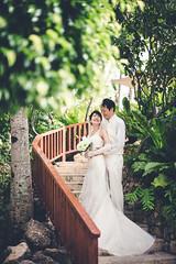Yoshihiro and Nobue (Dodzki) Tags: wedding japanese destinationwedding honeymoon shangrila nikon