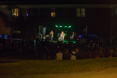 Rookie (Merrill_Sampson_Fotography) Tags: music live art band rock jam blackandwhite bass black white woods trees vermont