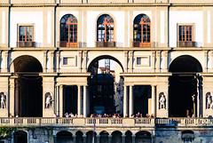 Galleria degli Uffizzi - Firenze (iAmParacelsus) Tags: firenze galleria italia italy florence uffizzi travel