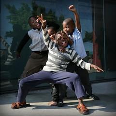 The new Mandela (Iam Marjon Bleeker) Tags: southafrica zuidafrika portelizabeth township child children mandela dag11portelizabethmd0c1612v