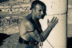Sesin en el Yacimiento arqueolgico de Segbriga (C.G.S) Tags: roma romana esclavo gladiador yacimiento segobriga parquearqueologicodesegobriga