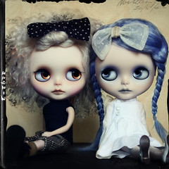 Aggs and Edna <3
