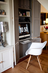 Cupboard offices (Muriel Alvarez) Tags: ikea home kitchen diy homeoffice cupboard homedecor renovating workingfromhome