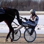 123 - race 8 - Ronnie Wrenn Jr behind Great Investment thumbnail