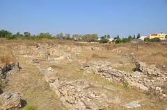 Roman-Byzantine site of Pupput (6) (Prof. Mortel) Tags: roman tunisia byzantine pupput