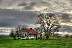 Old house, Pakowhai, Hawkes Bay, New Zealand (brian nz) Tags: old newzealand house building abandoned home farmhouse rural decay farm hastings derelict napier dilapidated hawkesbay deterioration oldandbeautiful pakowhai oncewashome