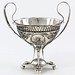 1066. Silver Filigree Sweetmeat Holder