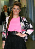 'The X Factor' contestant Ella Henderson at the ITV studios London, England