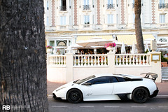SV (Raphal Belly) Tags: summer white car canon french photography eos hotel dubai riviera carlton photographie cannes 4 super arabic emirates belly arab lp 7d arabian blanche raphael lamborghini bianco blanc rb supercar sv spotting intercontinental 2012 murcilago raphal croisette veloce duba longitudinal murcielgao worldcars superveloce lp6704 lp670