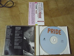 今井美樹 Miki Imai PRIDE CD 大碟 台版 中古品 2