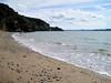 Waiti Bay (russelljsmith) Tags: blue winter sea newzealand sun green beach water sunshine coast sand shore sundaydrive firthofthames 77285mm waitibay
